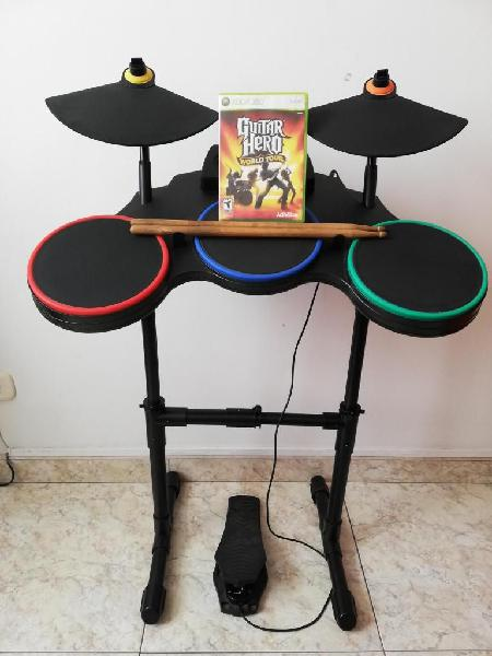 Bateria guitar hero xbox 360
