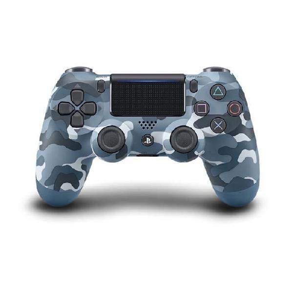 Control play station 4 camuflado azul