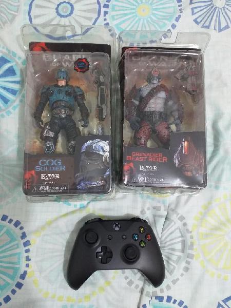 Figuras gears of war xbox