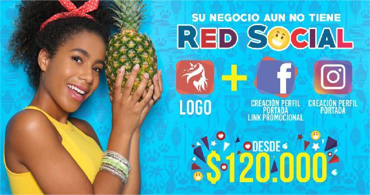 Logotipos publicidad empresas redes sociales fan pagés
