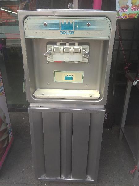 Maquina helados taylor tres boquillas