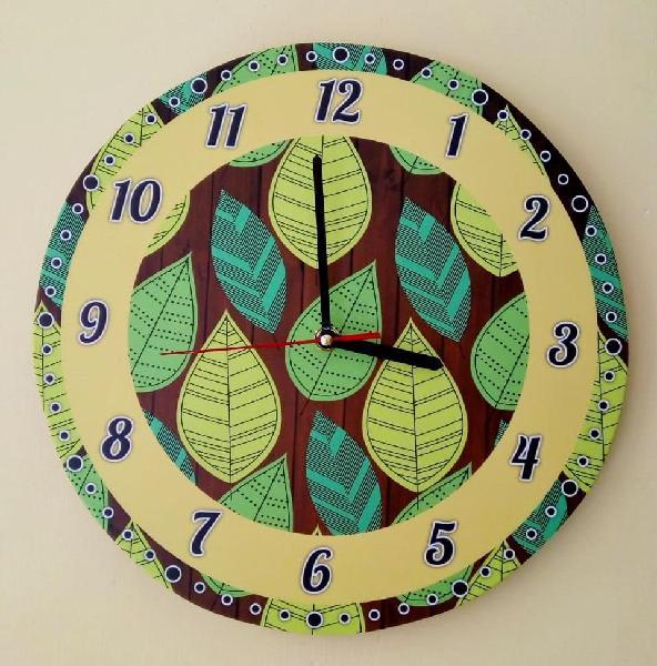 Relojes pared madera anuncios octubre clasf - Relojes decorativos pared ...