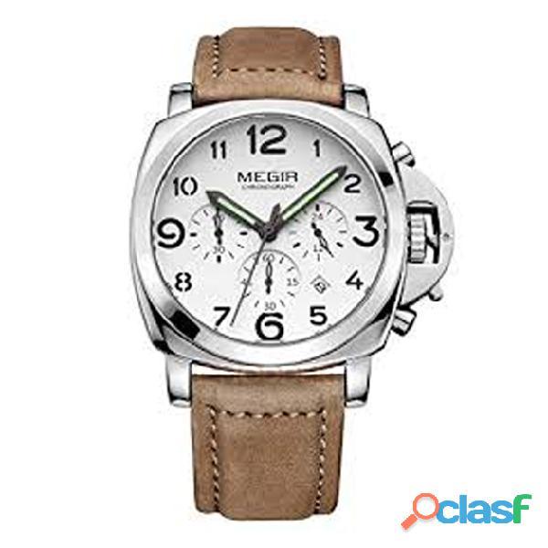 Relojes Megir para hombre y mujer 2