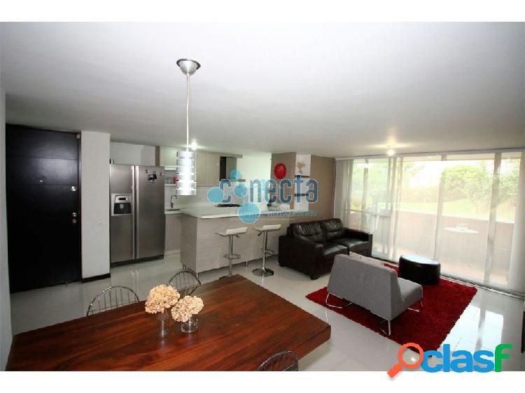 Apartamento amplio, fresco e iluminado en envigado