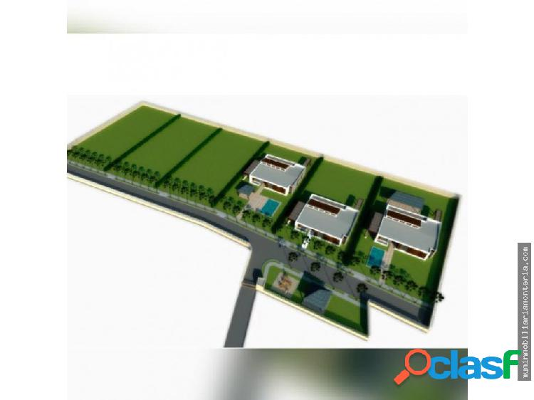 Lotes campestres 1125m2, $ 106.875.000