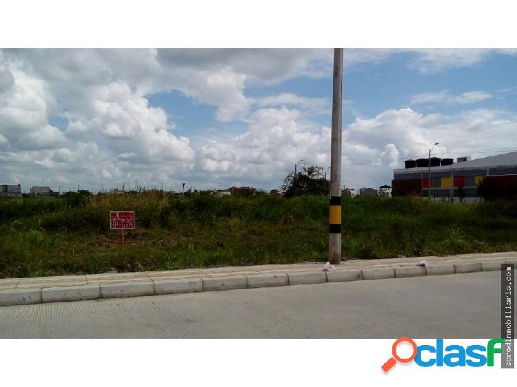 Silva cuesta inmobiliaria vende lote por la terminal monteria