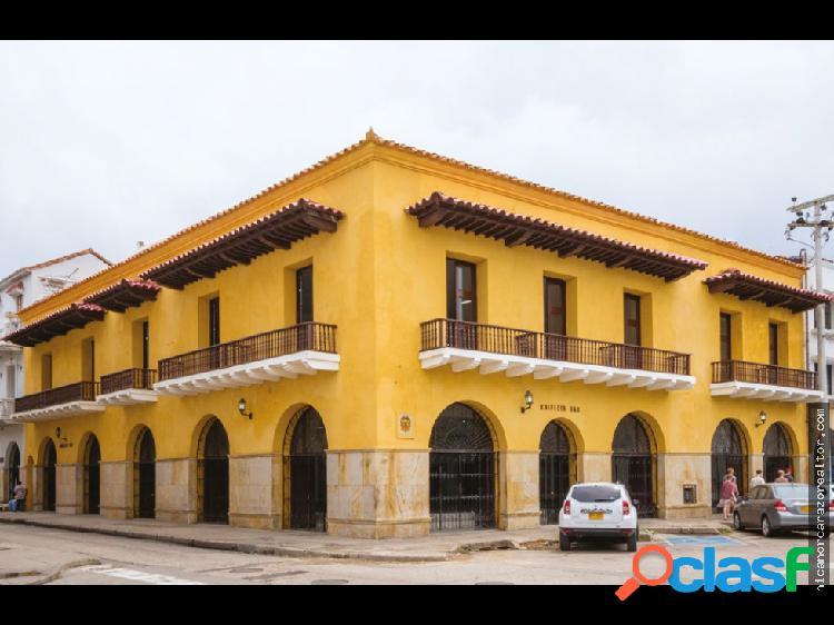 Venta de edificio en centro histórico cartagena