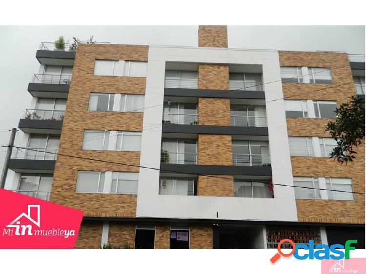 Se vende apartamento duplex en cedritos