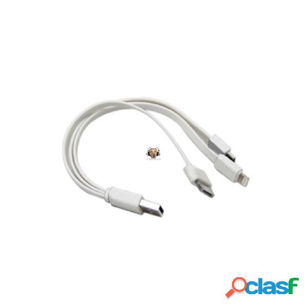 Cable usb todo en uno miokee