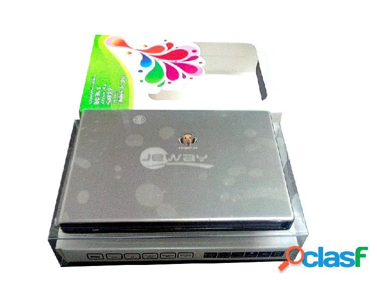 Caja metalica para discos 2,5″ jeway