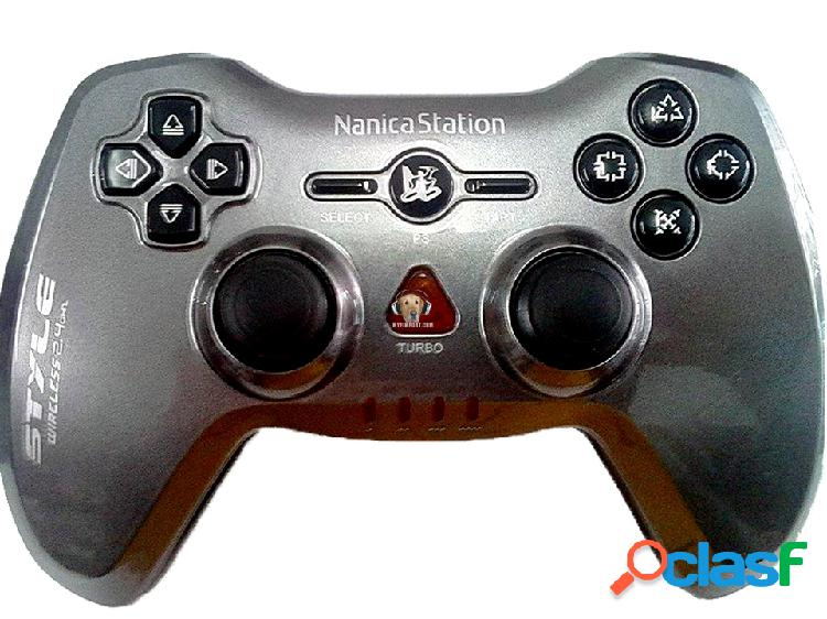 Control inalambrico j&r mb-6030 pc-ps2-ps3