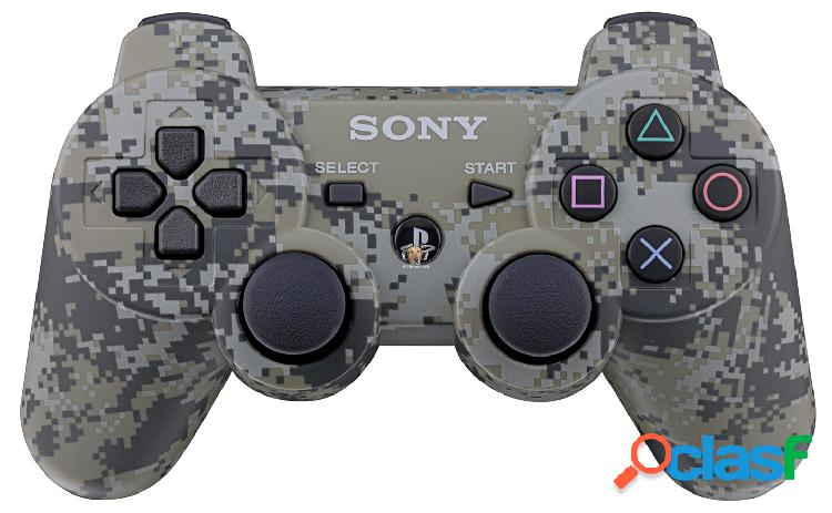 Control inalambrico para play station 3 dualshock 3 camuflado