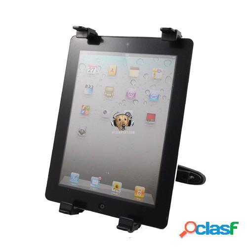 Soporte de tablet para cabecera de carro