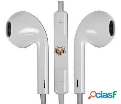 Audífonos con micrófono tipo apple colores ip501