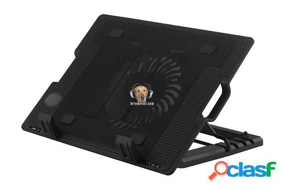 Base refrigerante reclinable para portatil con 4 puertos usb nb339