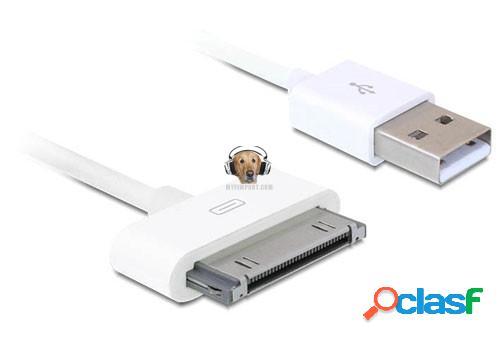 Cable usb para iphone 4 y 4s original apple