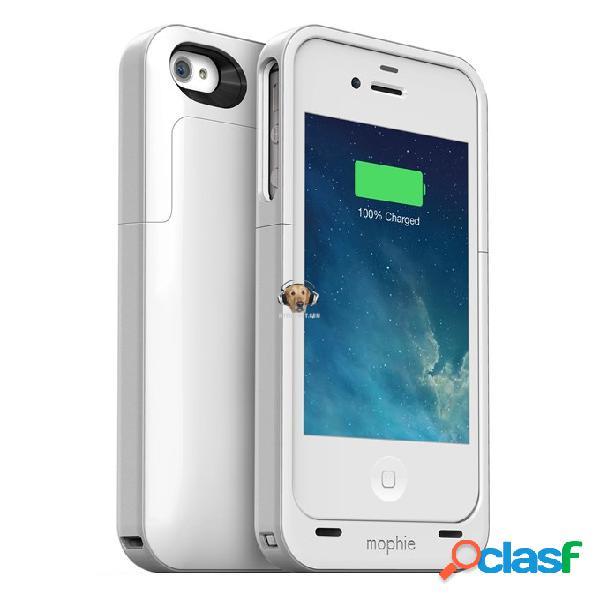 Estuche con bateria para iphone 4 y 4s mophie