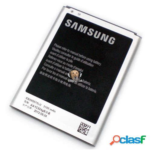 Bateria para samsung galaxy note ii