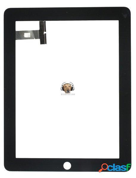 Pantalla tactil para ipad 2 negro y blanco
