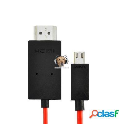 Cable HDMI para Samsung Galaxy S4