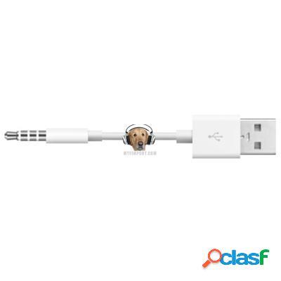 Cable usb para ipod shuffle