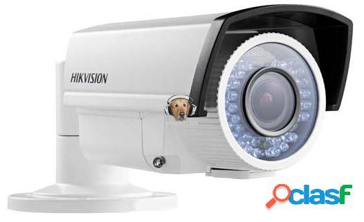 Camara bala varifocal hikvision 2.8-12mm 700 tvl
