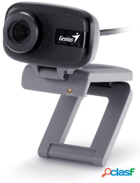 Camara web facecam 321 con microfono genius