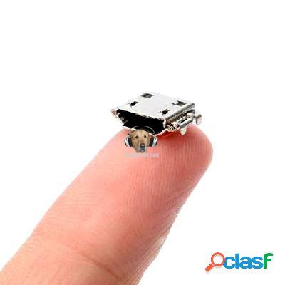 Conector micro usb de repuesto para celulares y tablet