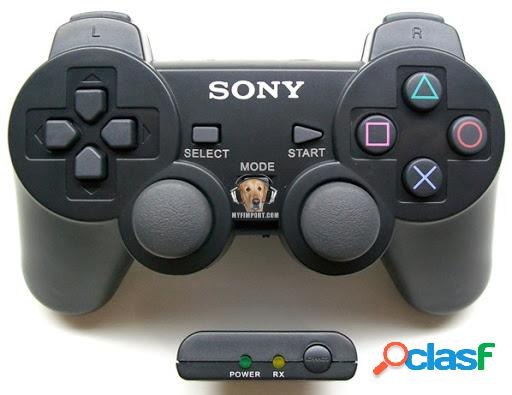 Control inalambrico play station 2 recargable litio