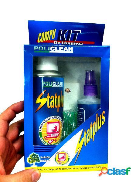 Kit de limpieza poli clean con antiestatico