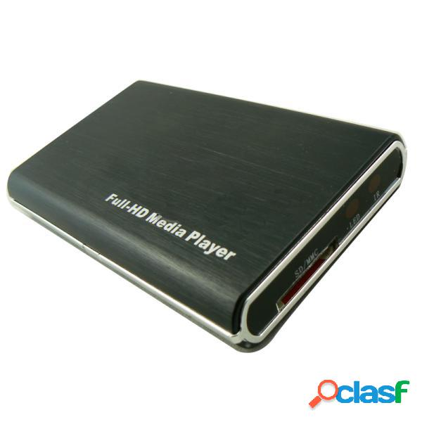 Caja multimedia hdmi para disco duro 2.5″