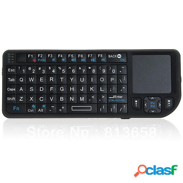 Teclado Bluetooth Con Mouse RT-UMK-100-BT