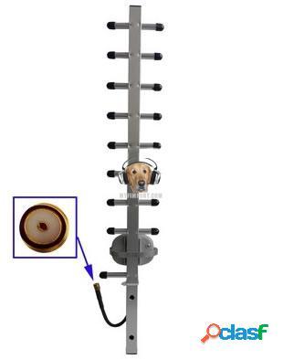 Antena Yagi 3G de 11dBi