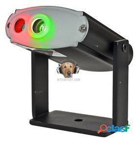 Laser verde y rojo para fiestas o navidad