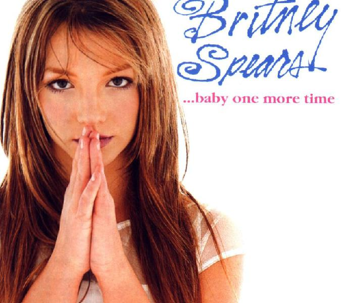 Baby one more time cd original britney spears
