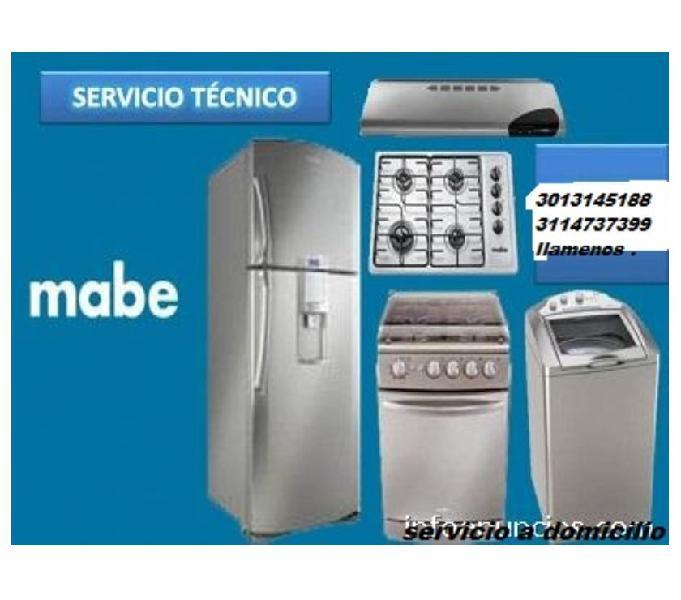 Mabe servicio - reparacion a domicilio tel 3205164390