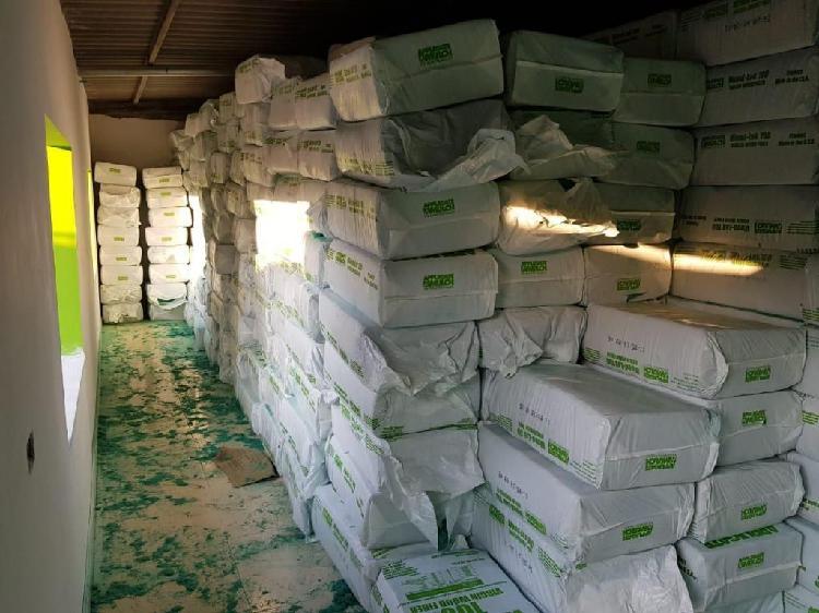 Suministro de fibra de madera hidromulch para actividades de