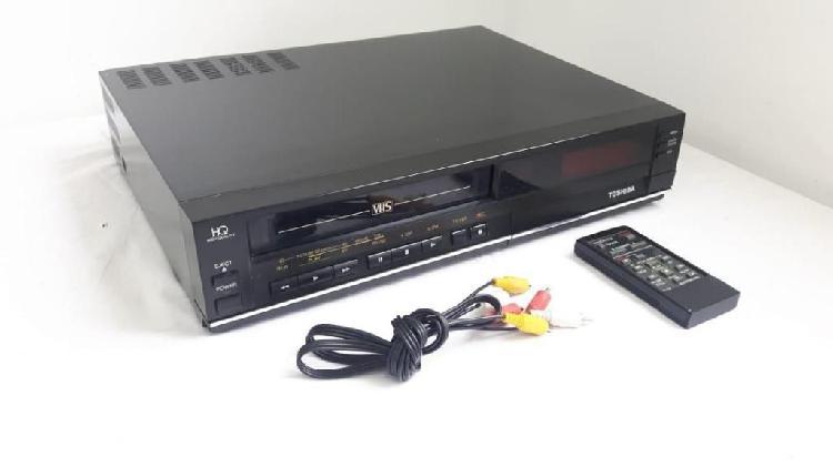 Vhs reproductor-grabador, marca toshiba, excelente estado y