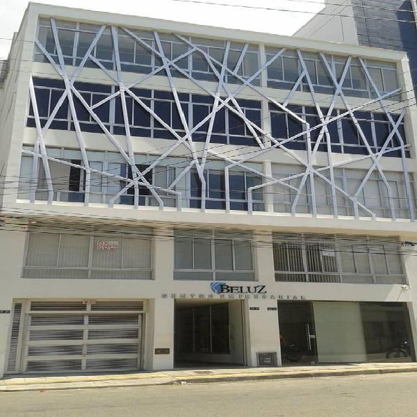 Arriendo oficina centro empresarial beluz p.h