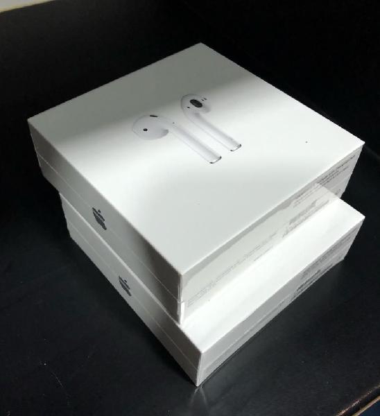 Apple airpods nuevos sellados 2ª generación gratis estuche