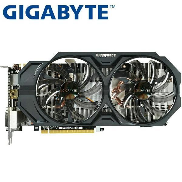 Gtx 760 2gb gigabyte windforce nvidia gf