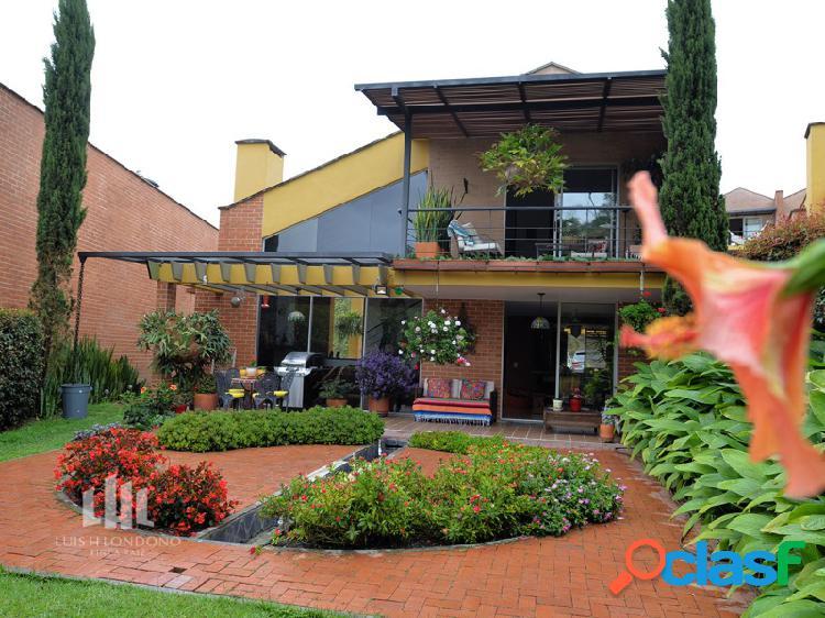 Casa Sector La María - El Retiro