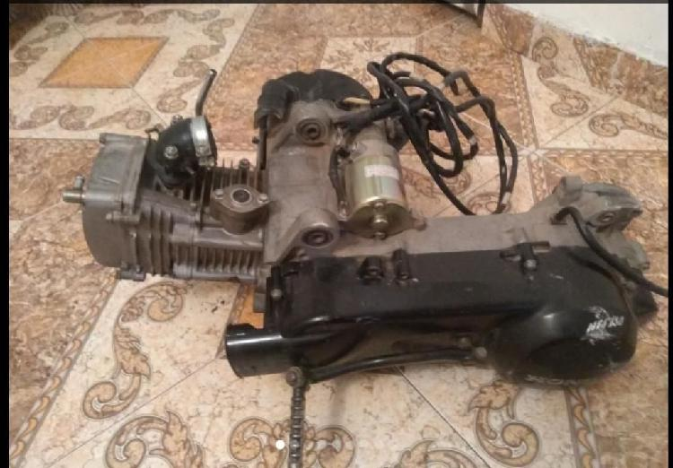 Motor automatico 125cc