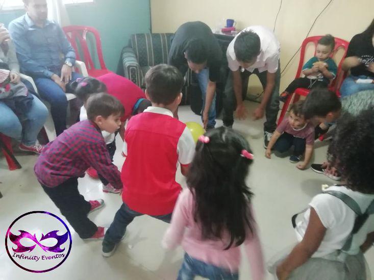 Dinamicas actividades juegos recreativos para niños y