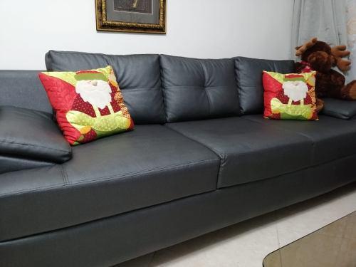 Muebles sala sofa dos modulos excelente estado