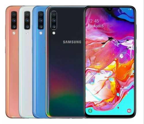 Samsung Galaxy A70 6gb 128gb+micro Sd De 128 Gb Dual Si Duos