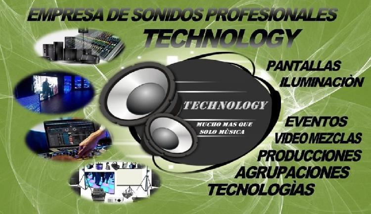 Sonidos technology cucuta