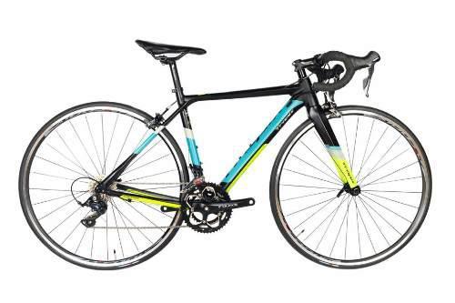 Bicicleta de ruta aluminio grupo shimano sora tropix