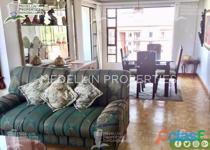 Apartamentos Amoblados Para Alquilar en El Poblado Cod: 5065