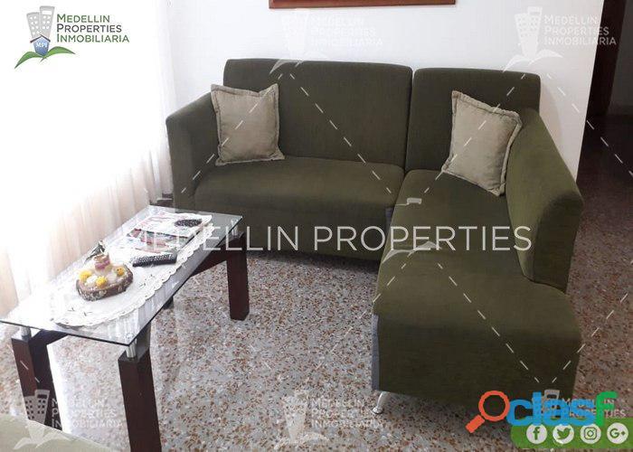 Apartamentos Amoblados Para Alquilar en Medellin Cod: 5069